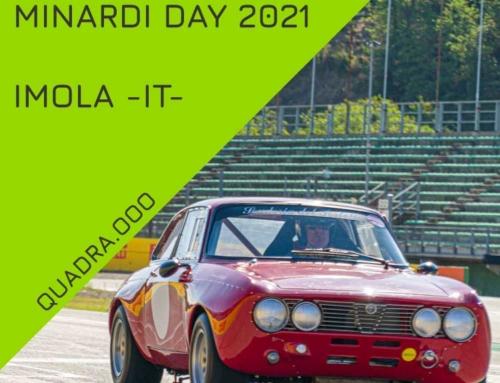 QUADRA ed XPEL a HISTORIC MINARDI DAY 2021 di Imola